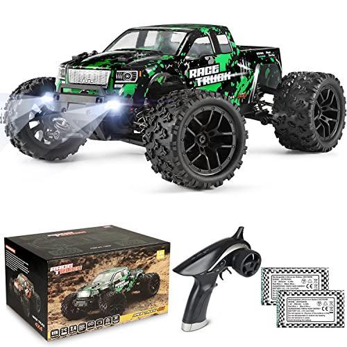 ラジコンカー HBX リモコンカー 1/18 スケール 4WD RTR 電動RCカー 2.4Ghz無線操作 30 km/h 高速車 RCバギー オンロード