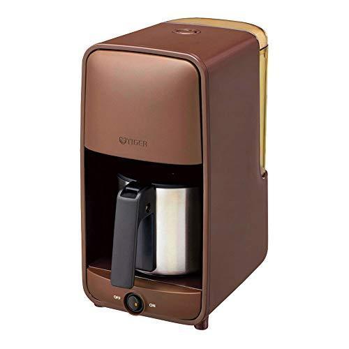【送料無料】タイガー テイストマイスターでお好みの濃さに抽出。コーヒーメーカーステンレスサーバータイプ ADC-A060TD【2〜5日で発送】 eagle8532