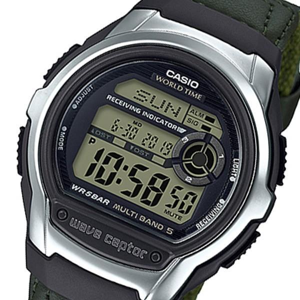 10000円以上送料無料 カシオ ウェーブセプター WAVE CEPTOR デジタル クオーツ メンズ 腕時計 WV-M60B-3AJF ブラック 国内正規 【腕時計 国内正規品】 レビュー|eagleeyeshopping