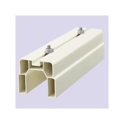 パナソニック 室外機樹脂製据付台 1型 長さ350mm アイボリー DAG0135W|eagleeyeshopping