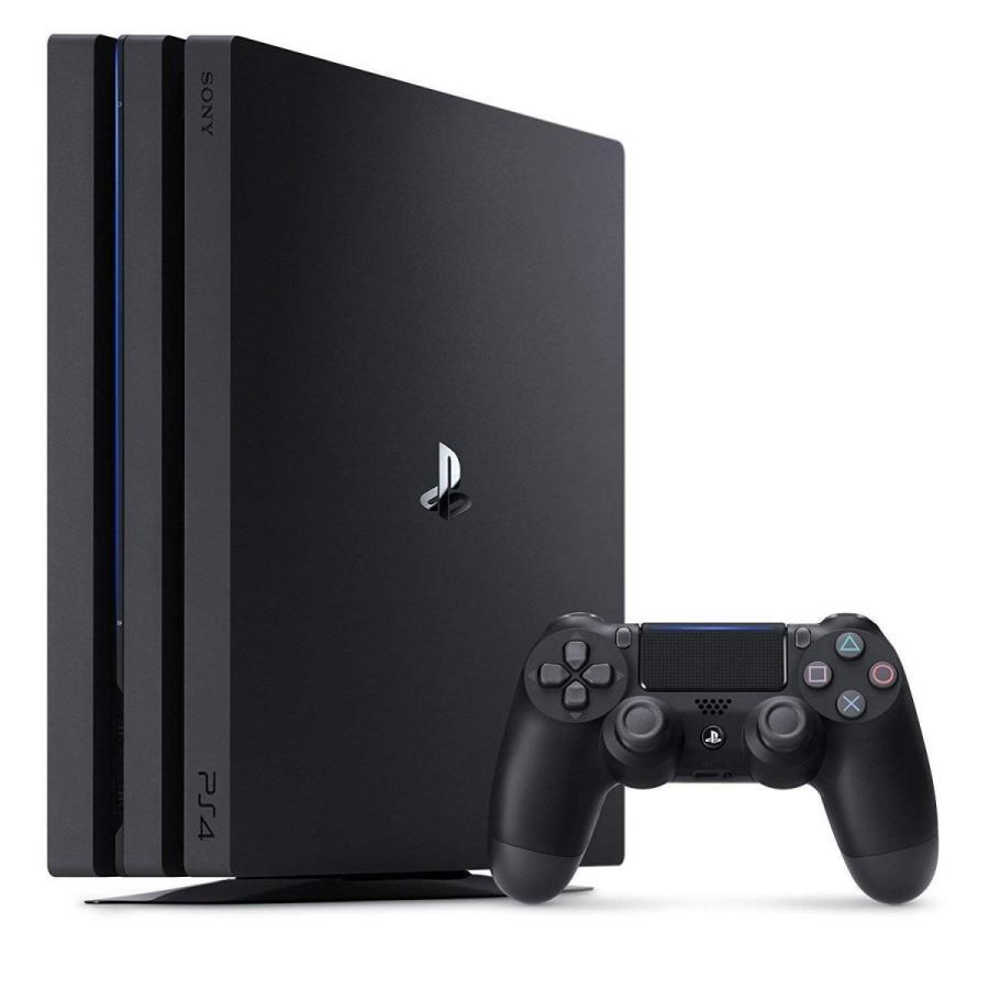 PlayStation 4 Pro ジェット・ブラック 2TB (CUH-7200CB01) 完品