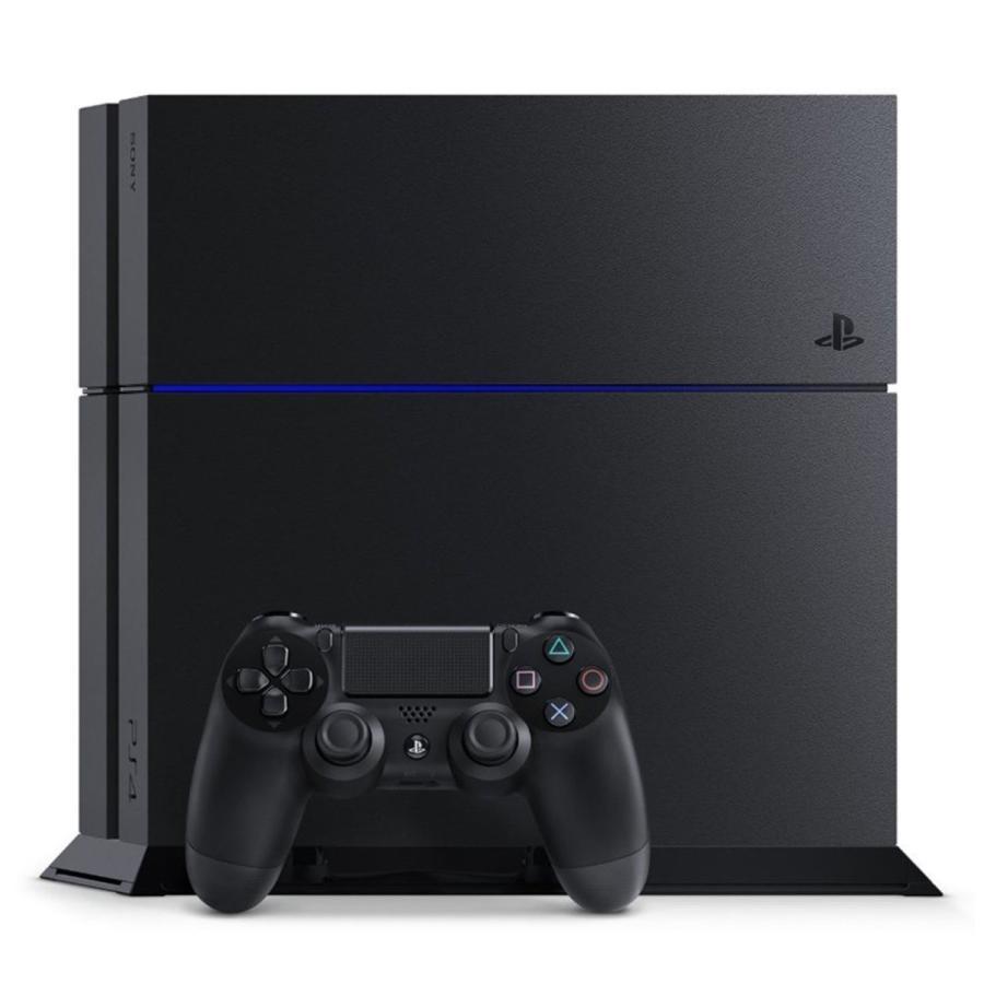 PlayStation 4 ジェット・ブラック (CUH-1200AB01) ヘッドセットのみ欠品