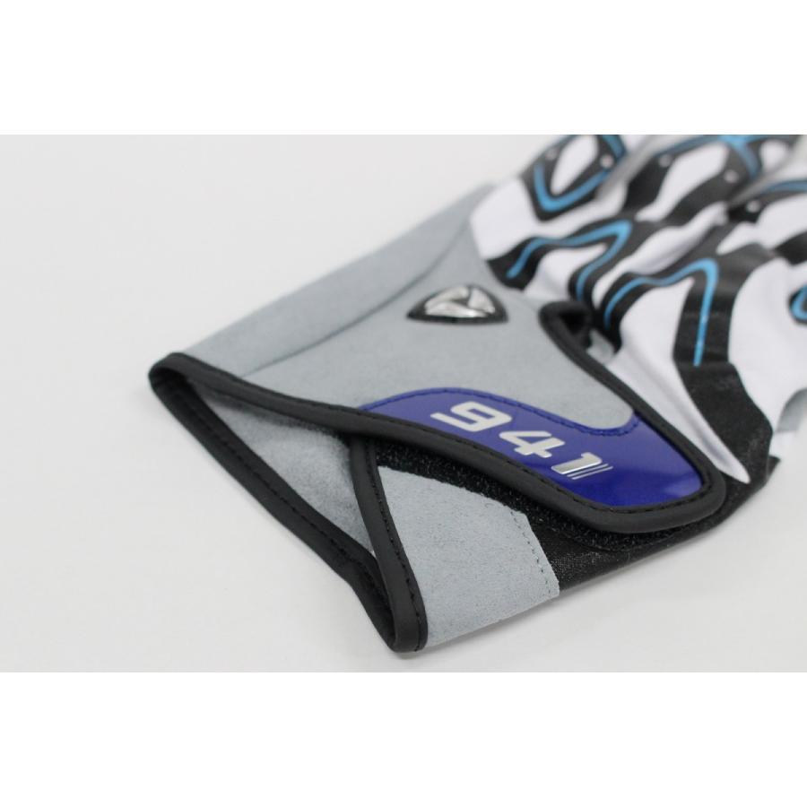 高機能ゴルフグローブ NINE FOR ONE 941R 紺碧 レガン|earth-shop|04
