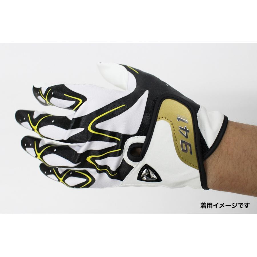 高機能ゴルフグローブ NINE FOR ONE 941S 黄金 レガン|earth-shop|06