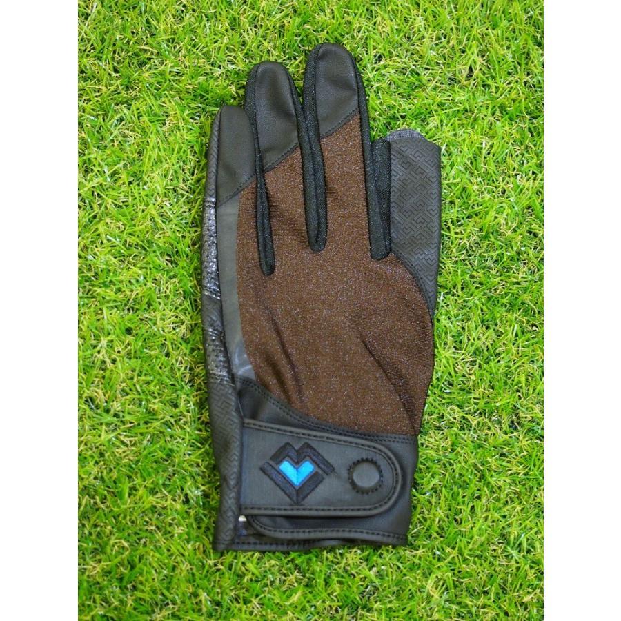 レガン グラウンドゴルフ用手袋 磁石付き高機能モデル 紳士用 両手組 メール便|earth-shop|02