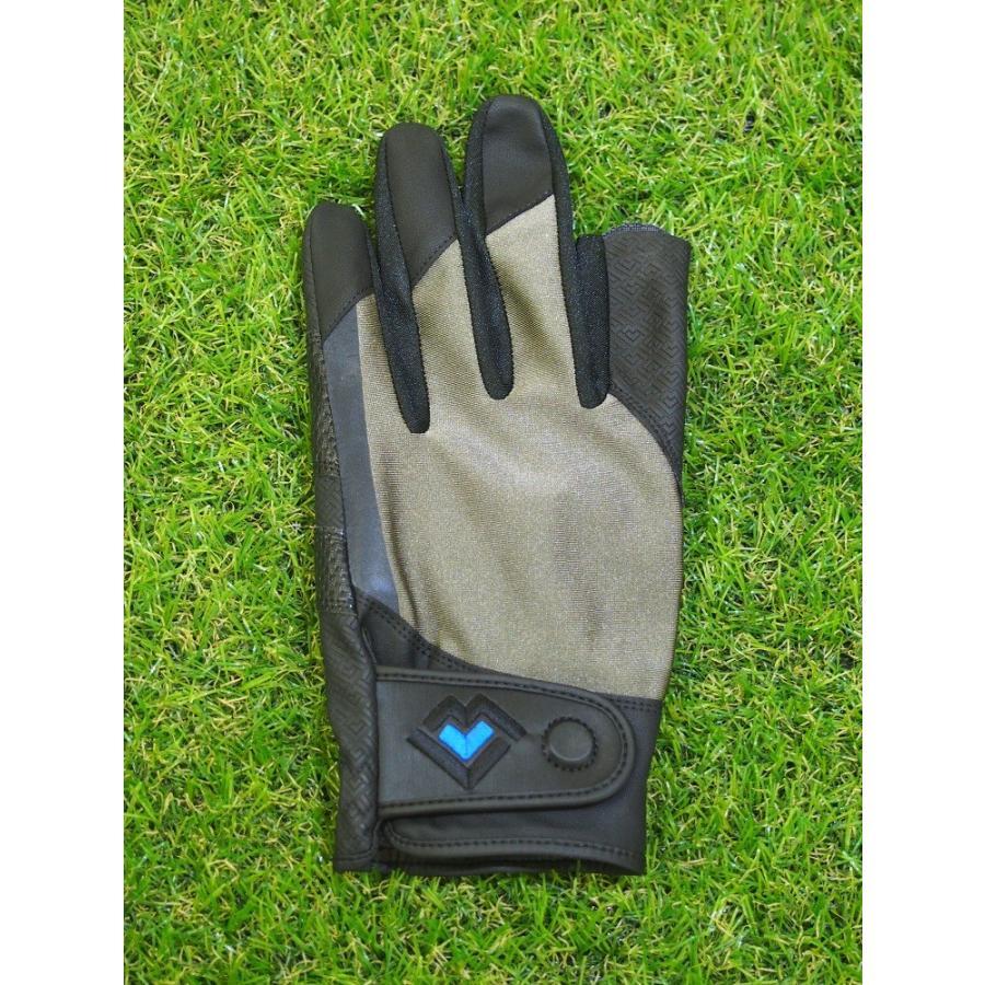 レガン グラウンドゴルフ用手袋 磁石付き高機能モデル 紳士用 両手組 メール便|earth-shop|03