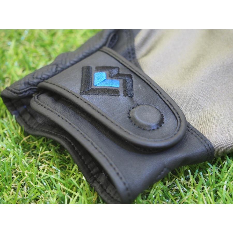 レガン グラウンドゴルフ用手袋 磁石付き高機能モデル 紳士用 両手組 メール便|earth-shop|05