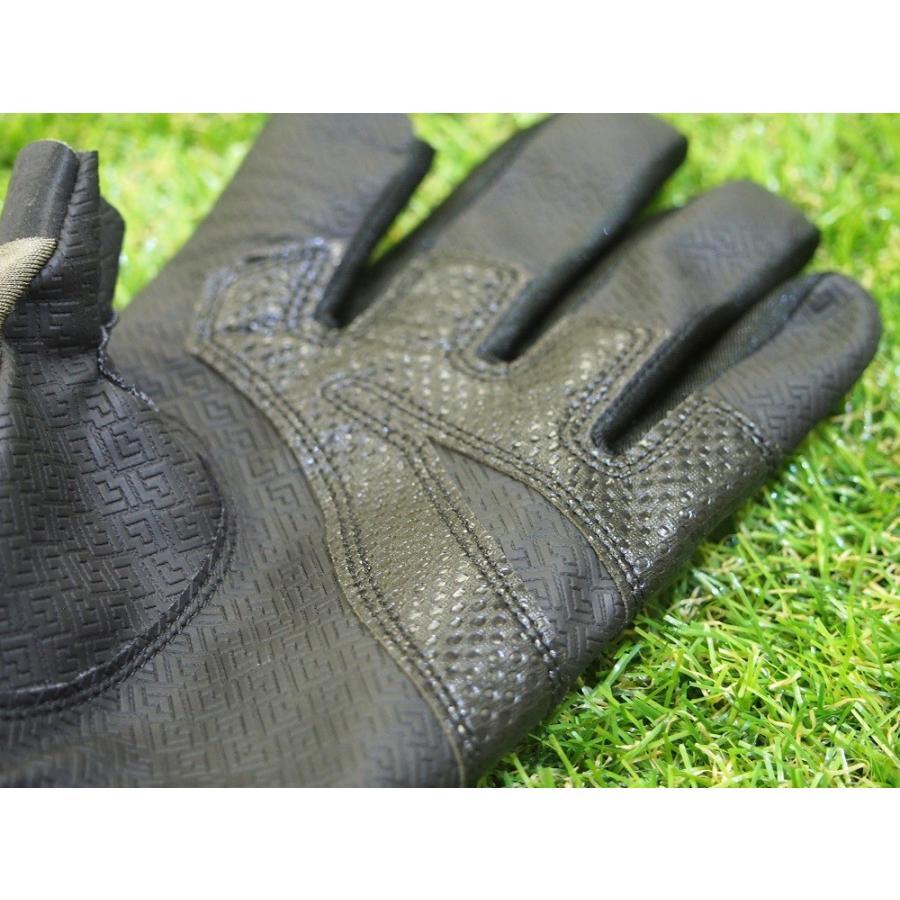 レガン グラウンドゴルフ用手袋 磁石付き高機能モデル 紳士用 両手組 メール便|earth-shop|06