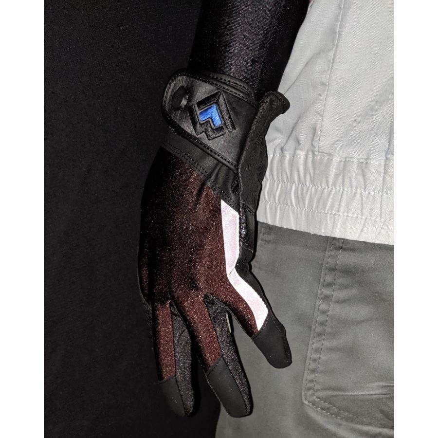 レガン グラウンドゴルフ用手袋 磁石付き高機能モデル 紳士用 両手組 メール便|earth-shop|09