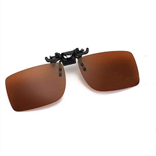 GUZZU クリップオン サングラス 偏光 超定番 クリッ定タイプサングラ 偏光サングラスメガネにつける メガネ 入荷予定