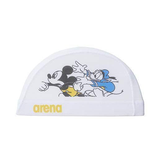arena アリーナ スイミングキャップ メッシュキャップ S 10%OFF ホワイト 永遠の定番 WHT DIS-0309