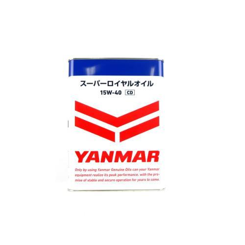 ヤンマー 感謝価格 純正オイル スーパー ロイヤルオイル お金を節約 15w-40 4サイクル 4L ディーゼルオイル