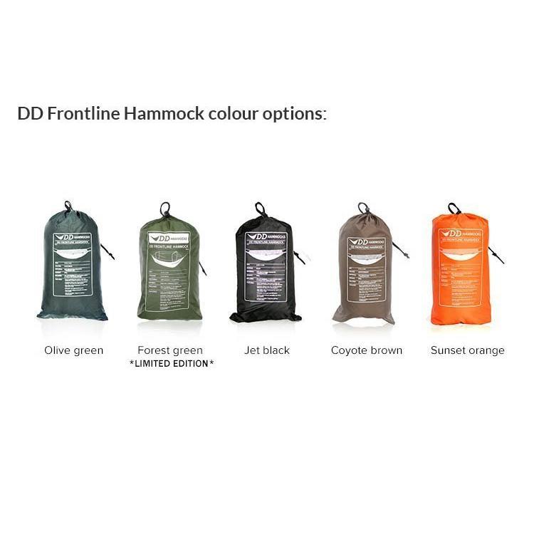 日本正規品 DDハンモック  Frontline Hammock フロントラインハンモック 5カラー キャンプ アウトドア 蚊帳 送料無料 初期不良保証&5年アフターサービス easthilll 08