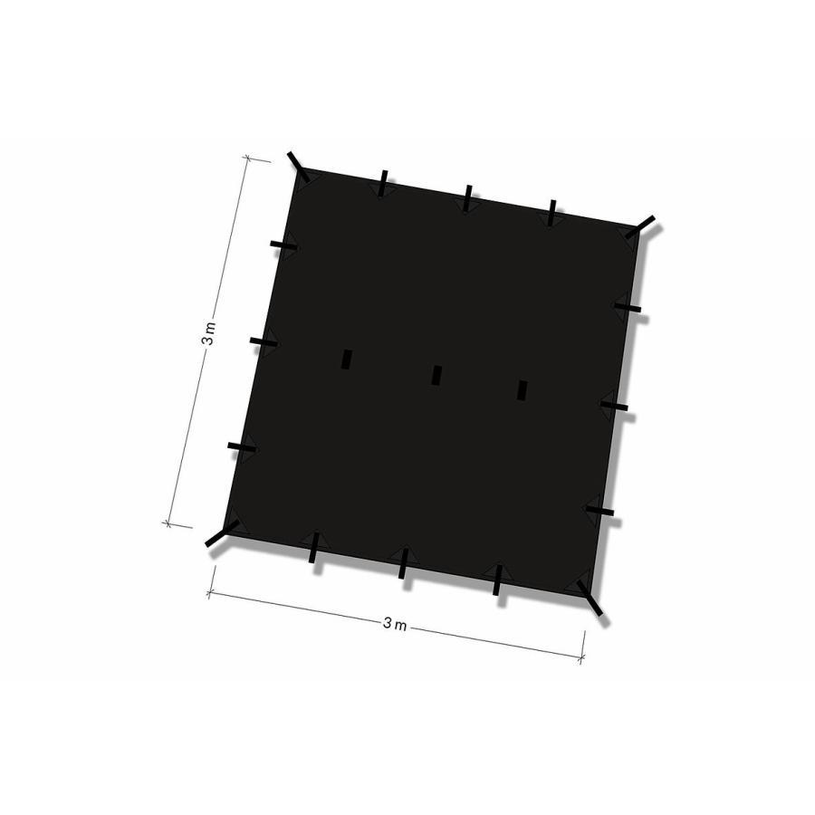 日本正規品 DD Tarp 3x3 タープ キャンプ アウトドア 蚊帳 送料無料 初期不良保証&5年アフターサービス|easthilll|07