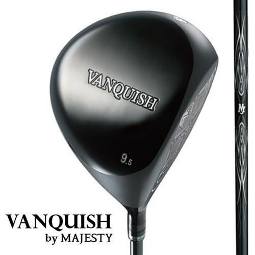 日本仕様 マルマン ヴァンキッシュ VANQUISH by MAJESTY ドライバー 純正カーボン HV310