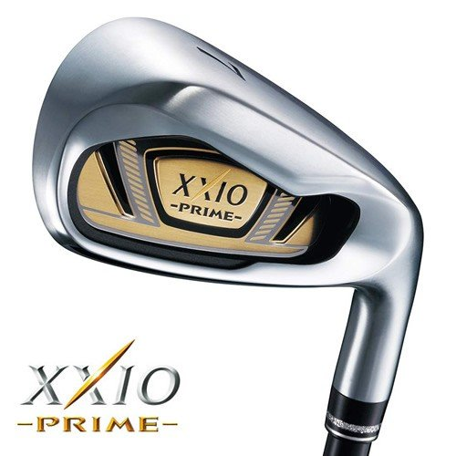 日本仕様 ダンロップ 2019年 XXIO PRIME ゼクシオ プライム #7-PW 4本 アイアンセット 純正カーボン SP-1000