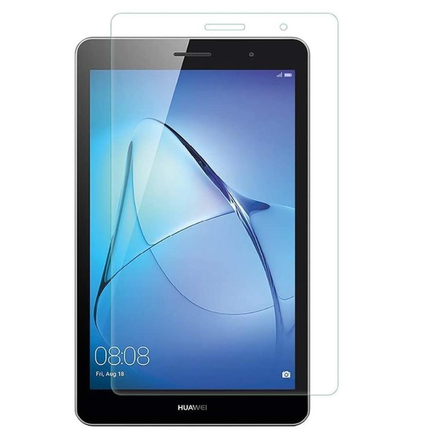 送料無料 Huawei MediaPad T3 8.0 専用☆ 強化ガラス 撥油性 高透過率 最新 ☆9H硬度の液晶保護 0.3mm超薄型耐指紋 保護フィルム 好評 ラウンドエッジ加工