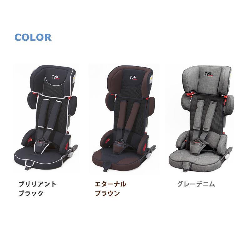 チャイルドシート ISOFIX対応 コンパクト トラベルベストEC Fix 収納袋付き  日本育児 ebaby-select 09