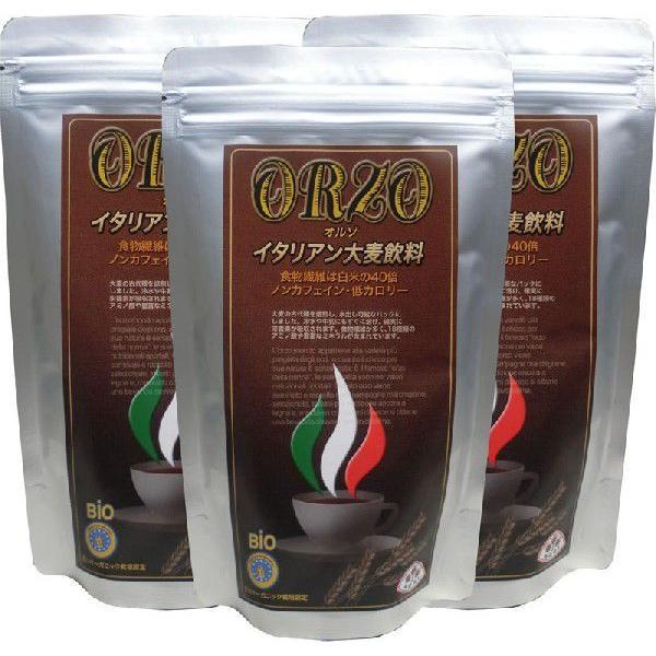 (お徳なセット)イタリアン大麦飲料 オルゾ(ORZO) 10g×12個入りパック3袋セット|ebalance