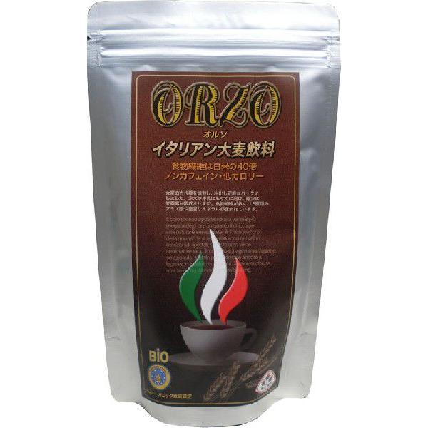 イタリアン大麦飲料 オルゾ(ORZO) 10g×12個入りパック|ebalance