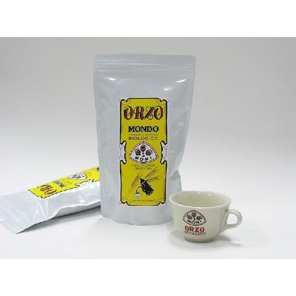 イタリアン大麦飲料 オルゾ(ORZO)・モンド・BIO 500g お徳用パッケージ 顆粒タイプ|ebalance|02
