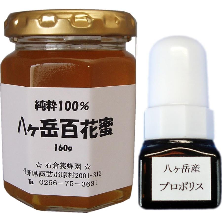 石倉養蜂園セット(プロポリスとはちみつのセット) ebalance