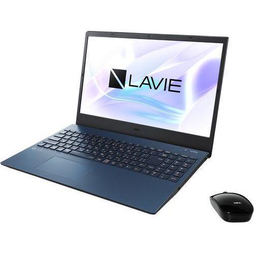 NEC PC-N1535AAL(ネイビーブルー) LAVIE N15 15.6型 Ryzen 3/4GB/256GB/Office