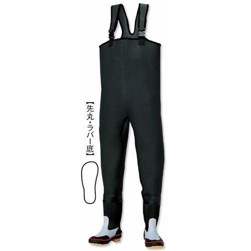 阪神素地 CF-403 胴付長靴[先丸・ラバー底] 24cm
