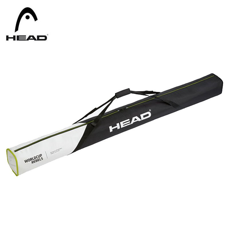 ヘッド スキーケース 1台用 REBELS SINGLE 出荷 383830 スキーバッグ 海外 スキー板 収納 SKIBAG