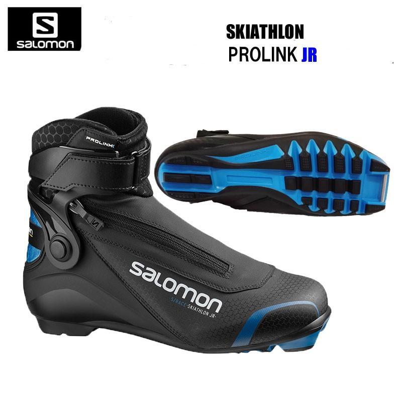 サロモンクロスカントリーSKIブーツS/RACE SKIATHLON PROLINK JR4055662018-19MODEL
