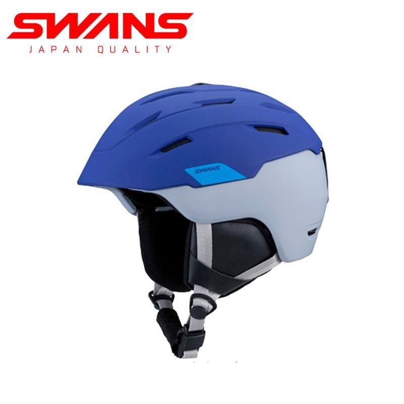 スワンズ スキーヘルメット HSF-230 MNV マットネイビー スキー スノーボード