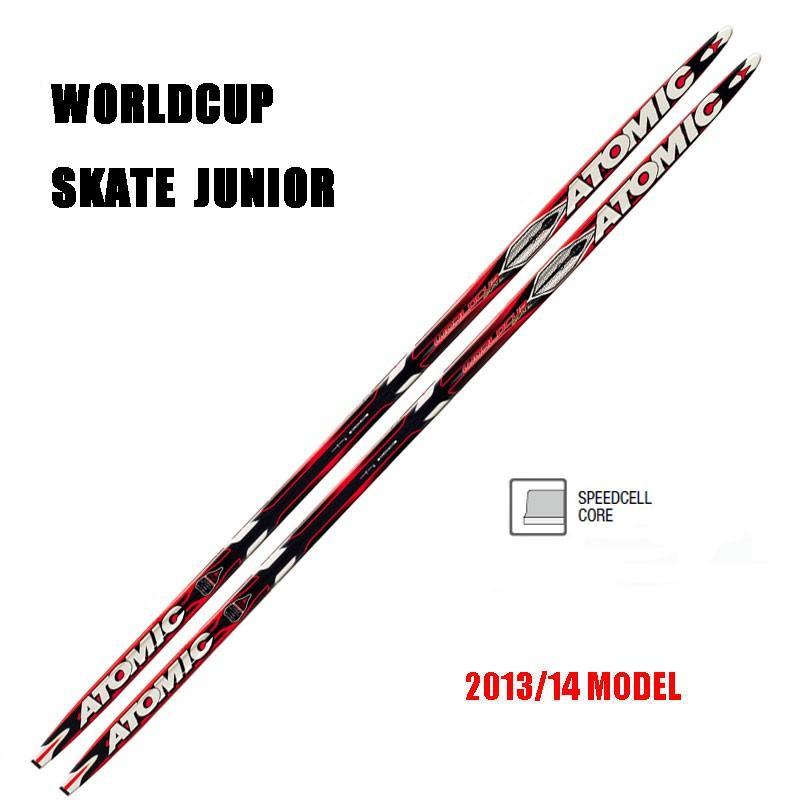 アトミッククロスカントリースキー2014-2015入荷モデルワールドカップスケートジュニア