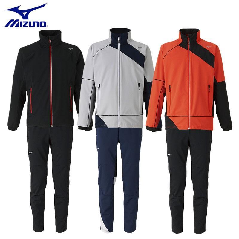 ミズノ クロスカントリースキー メンズ レディース ジュニア ウィンタートレーニングジャケット・パンツ 上下セット Z2MC9420 Z2MD9420 オーバージャージ