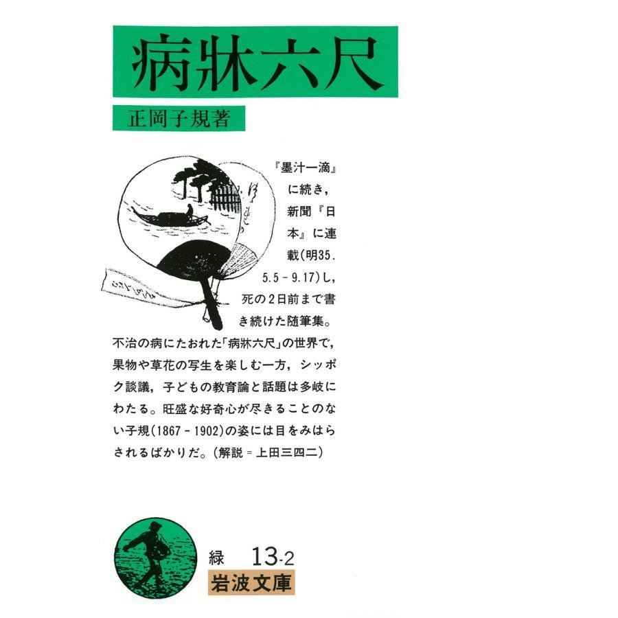 病牀六尺 電子書籍版 / 正岡子規|ebookjapan