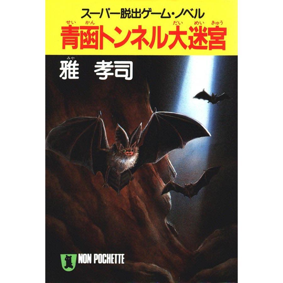 青函トンネル大迷宮 スーパー脱出ゲーム・ノベル 電子書籍版 / 雅孝司|ebookjapan