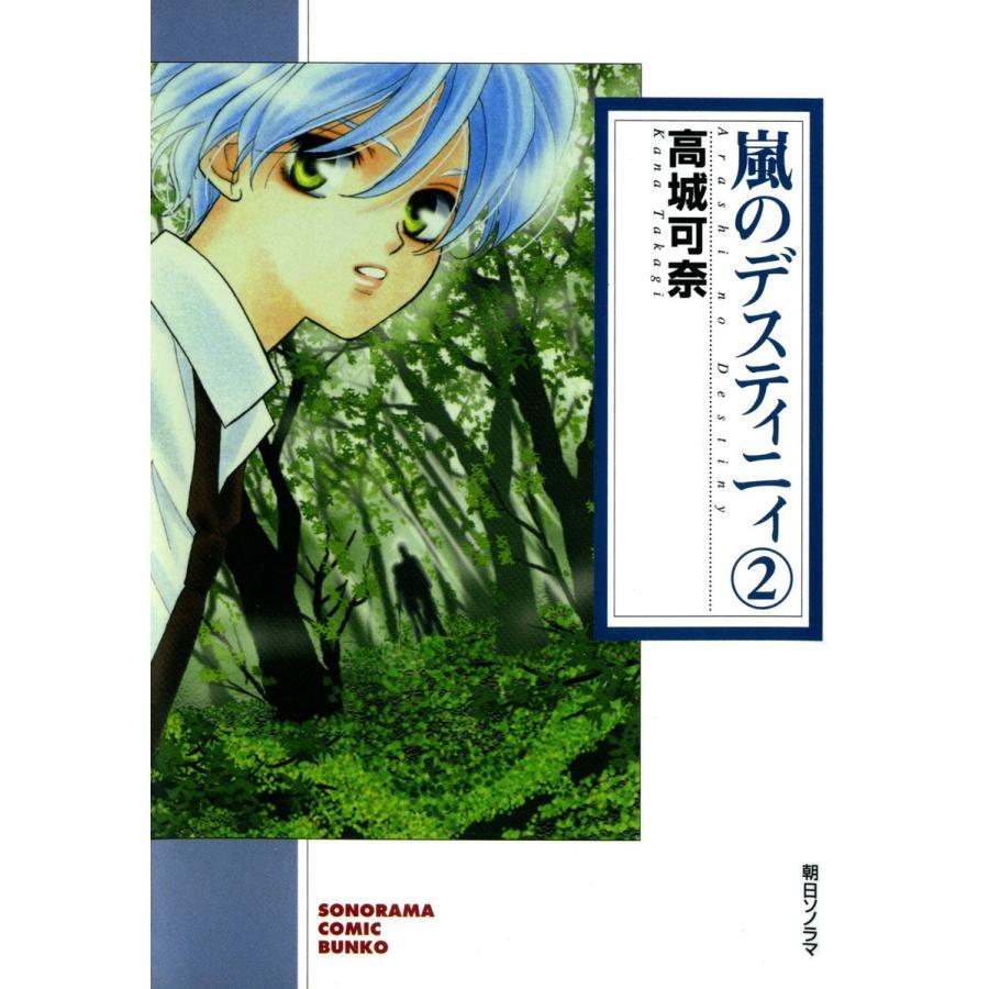 嵐のデスティニィ (2) 電子書籍版 / 高城可奈|ebookjapan
