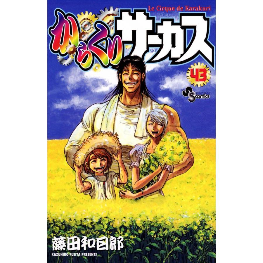 【初回50%OFFクーポン】からくりサーカス (43) 電子書籍版 / 藤田和日郎|ebookjapan