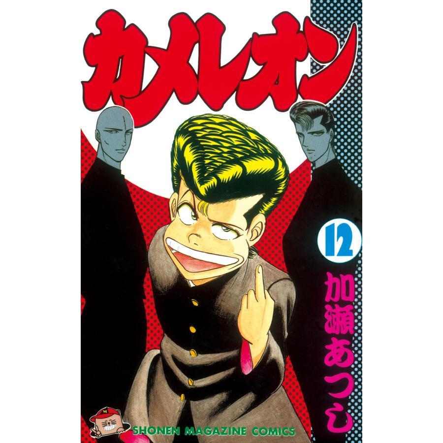 【初回50%OFFクーポン】カメレオン (12) 電子書籍版 / 加瀬あつし|ebookjapan
