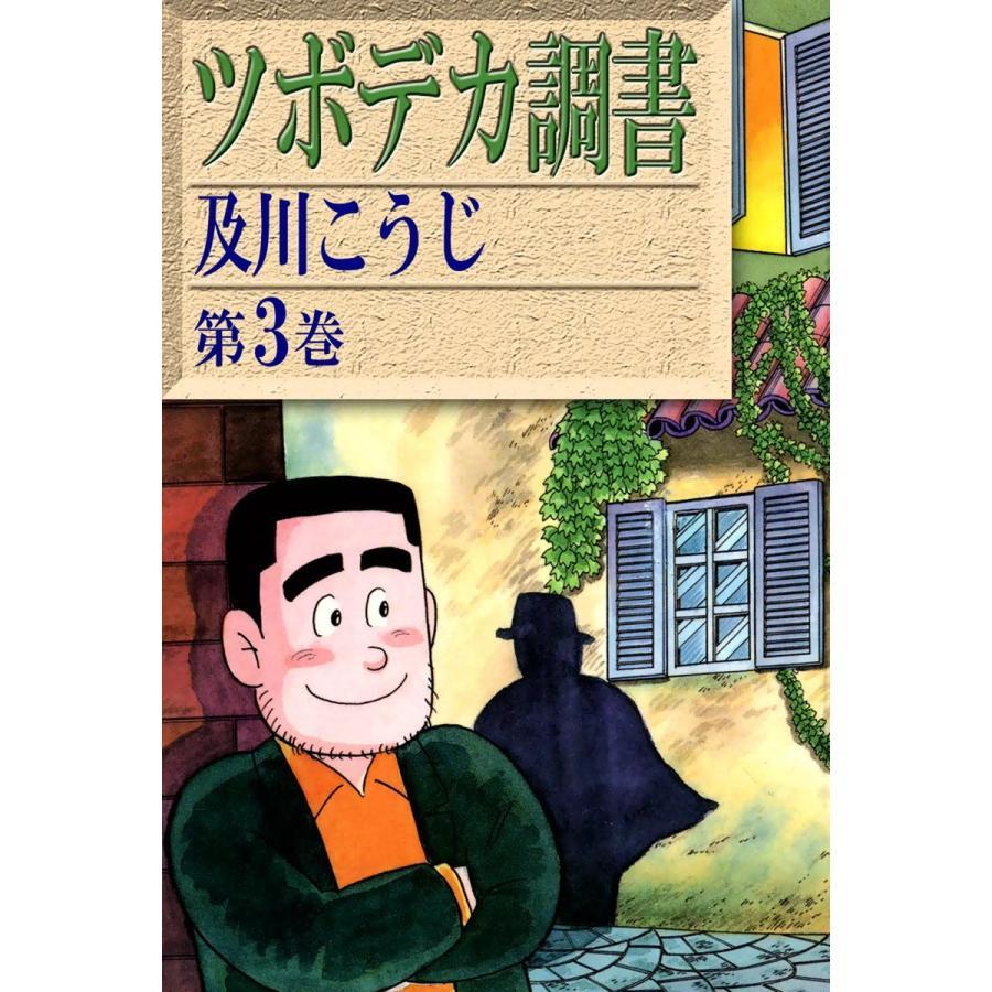 【初回50%OFFクーポン】ツボデカ調書 (3) 電子書籍版 / 及川こうじ|ebookjapan
