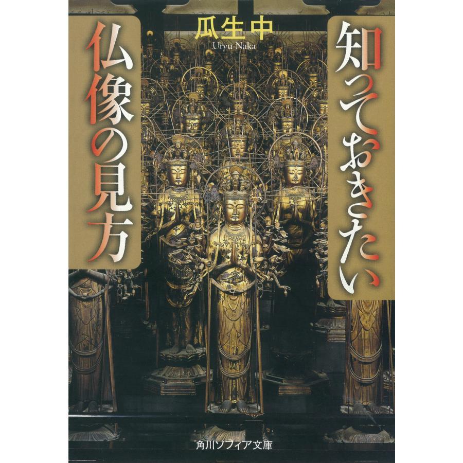 知っておきたい仏像の見方 電子書籍版 / 瓜生中|ebookjapan