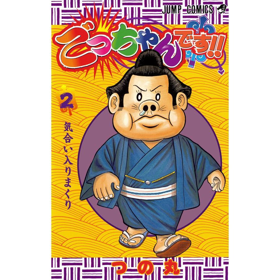 ごっちゃんです!! (2) 電子書籍版 / つの丸 ebookjapan