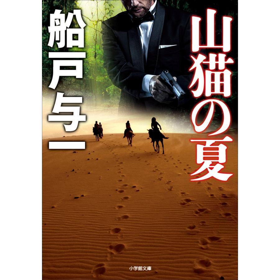 山猫の夏 電子書籍版 / 船戸与一|ebookjapan