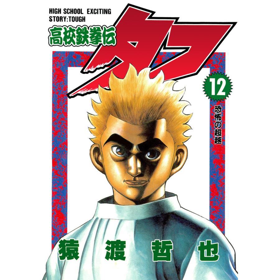 高校鉄拳伝タフ (12) 電子書籍版 / 猿渡哲也|ebookjapan