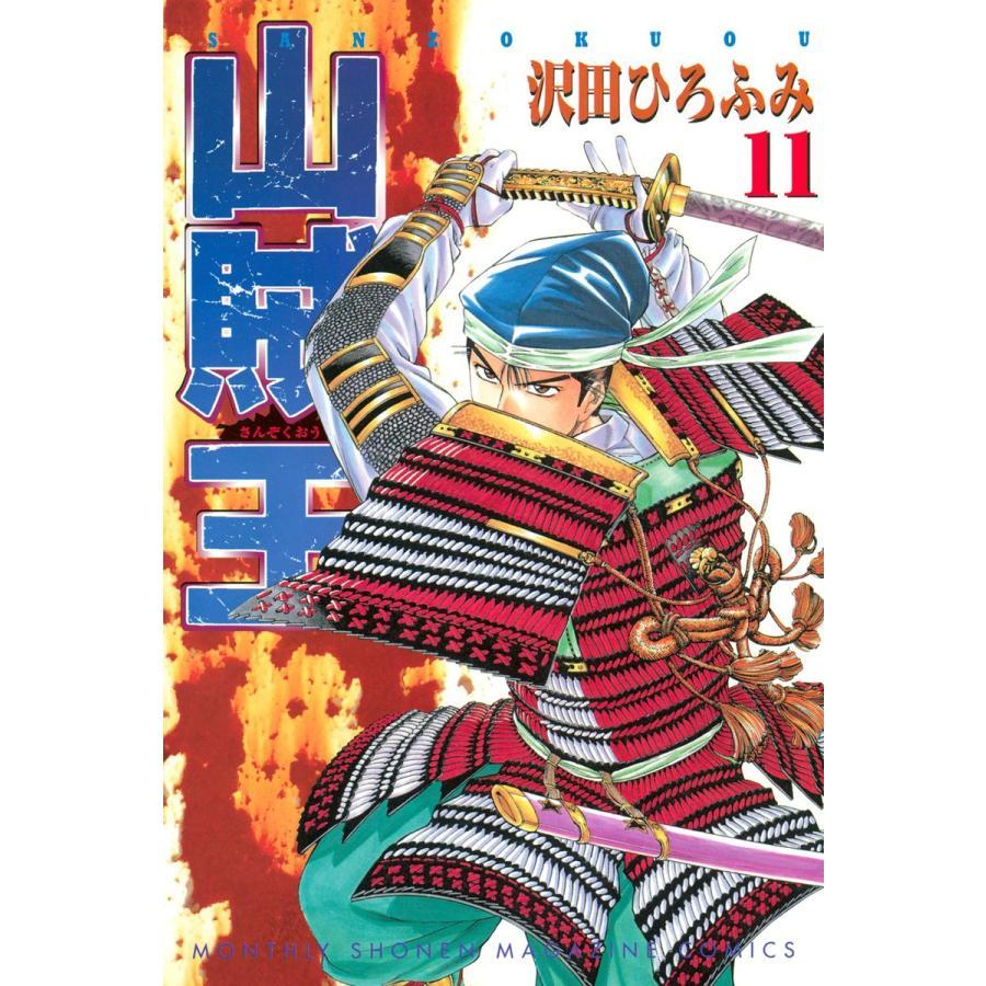 【初回50%OFFクーポン】山賊王 (11) 電子書籍版 / 沢田ひろふみ|ebookjapan