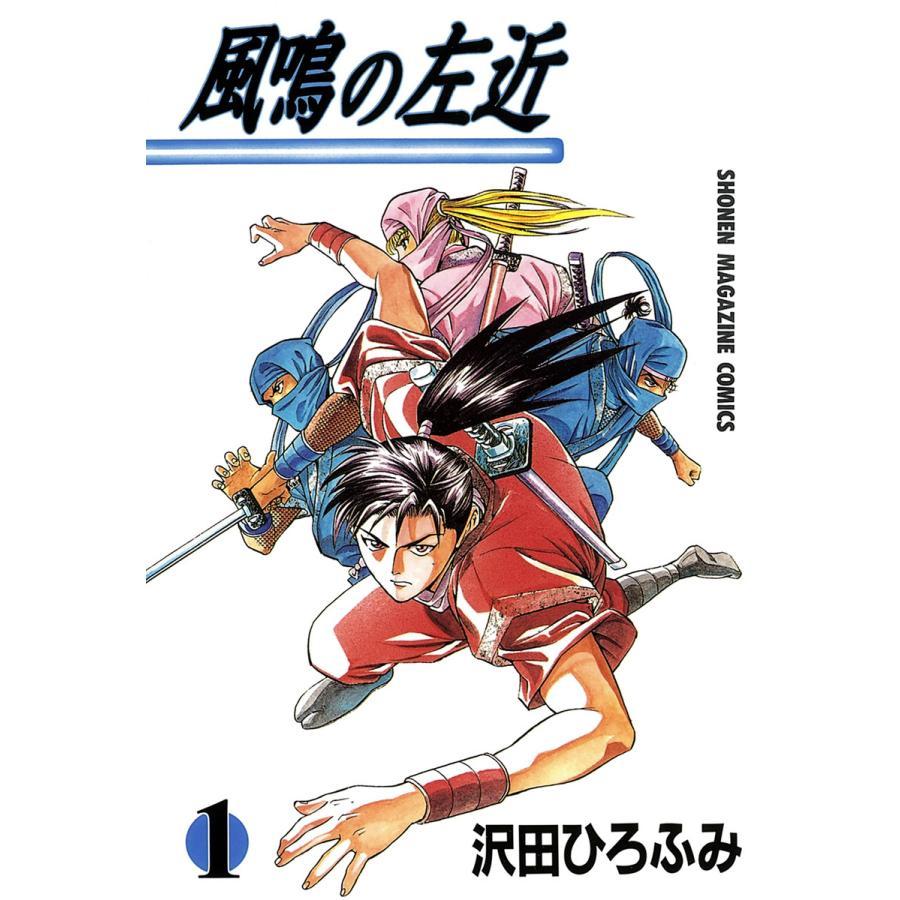 【初回50%OFFクーポン】風鳴の左近 (1) 電子書籍版 / 沢田ひろふみ|ebookjapan