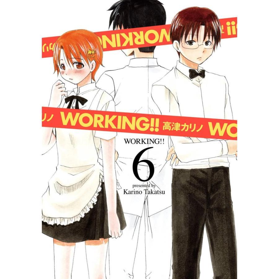 WORKING!! (6) 電子書籍版 / 高津カリノ|ebookjapan