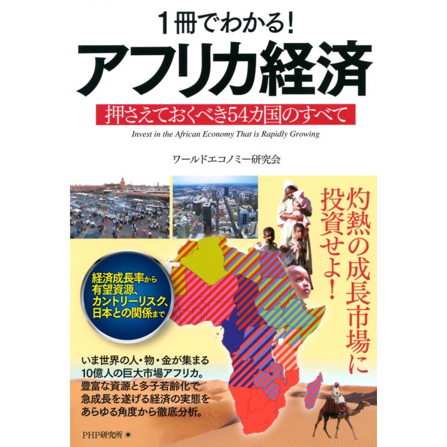 1冊でわかる!アフリカ経済 押さえておくべき54カ国のすべて 電子書籍版 / 著:ワールドエコノミー研究会 ebookjapan