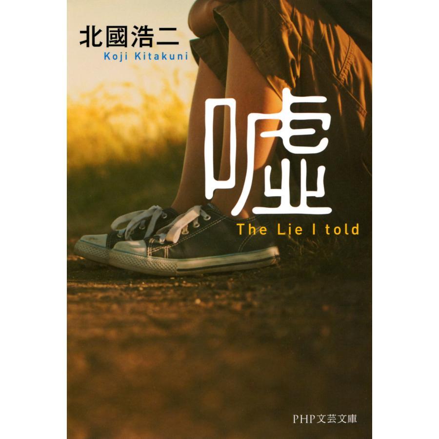 嘘 電子書籍版 / 著:北國浩二 ebookjapan