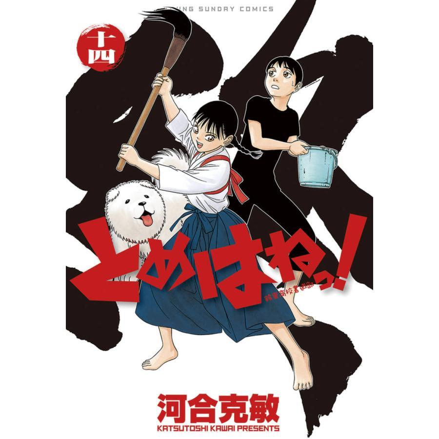 とめはねっ! 鈴里高校書道部 (14) 電子書籍版 / 河合克敏|ebookjapan