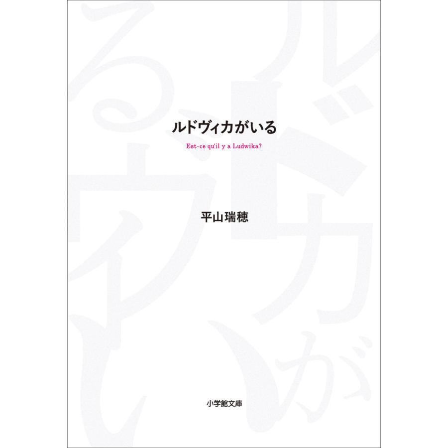 ルドヴィカがいる 電子書籍版 / 平山瑞穂|ebookjapan